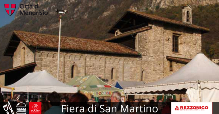 Fiera San Martino di Mendrisio. Evento di cottura Pla.Net Barbecue